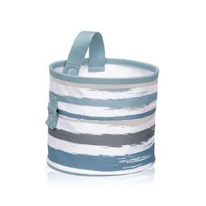 Thirty One Gifts Oh Snap Bin Brush Strokes New